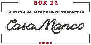 Casa Manco Pizzeria