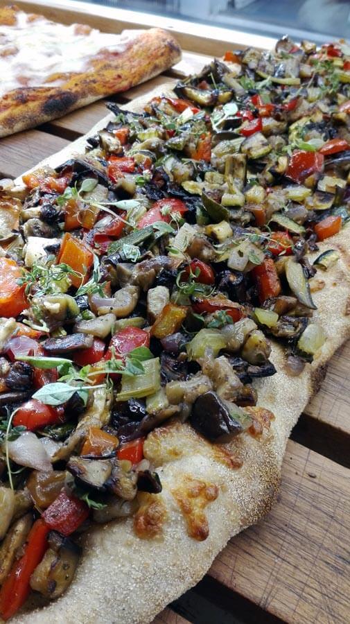 Casamanco pizza mercato Testaccio Roma